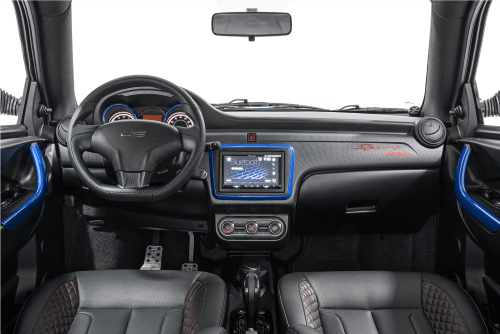 Ligier JS50 Sport Ultimate INTERIEUR